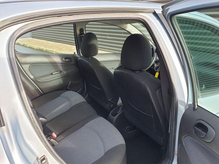 Peugeot 206 1.4 75 ch x line clim 5 portes i Gris Occasion - 7