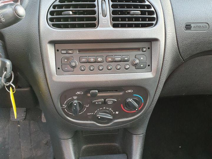 Peugeot 206 1.4 75 ch x line clim 5 portes i Gris Occasion - 9