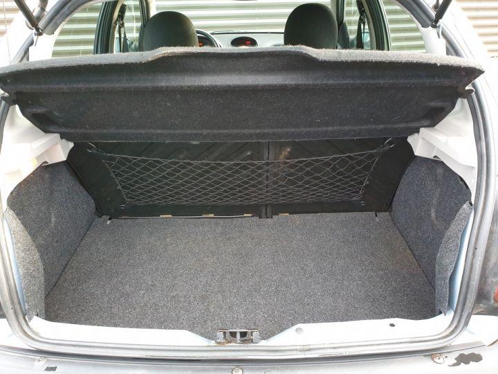 Peugeot 206 1.4 75 ch x line clim 5 portes i Gris Occasion - 10