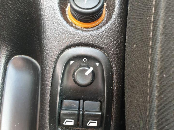 Peugeot 206 1.4 75 ch x line clim 5 portes i Gris Occasion - 11