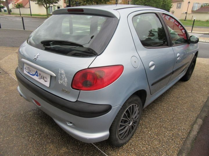 Peugeot 206 1.4 URBAN 5P Gris C Occasion - 9