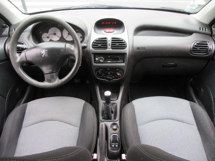 Peugeot 206 1.4 URBAN 5P Gris C Occasion - 11