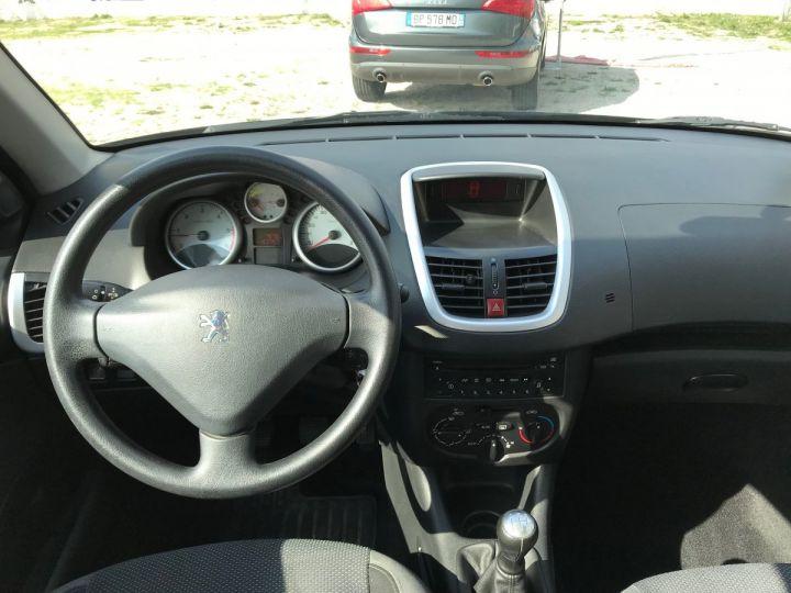Peugeot 206+ 1.4 HDI TRENDY NOIR METAL Occasion - 5