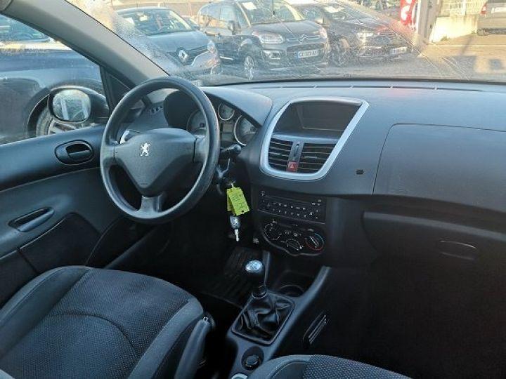 Peugeot 206+ TRENDY NOIR METAL Occasion - 5