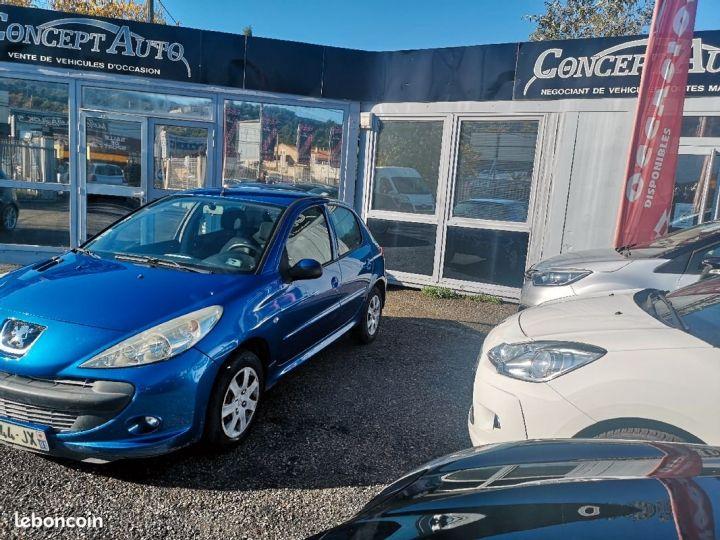 Peugeot 206+ trendy BLEU FONCE Occasion - 2