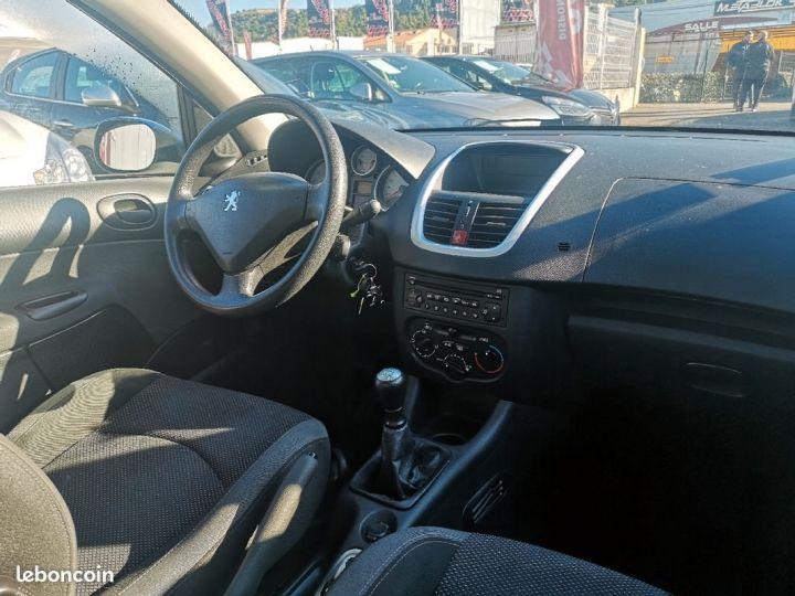 Peugeot 206+ trendy BLEU FONCE Occasion - 5