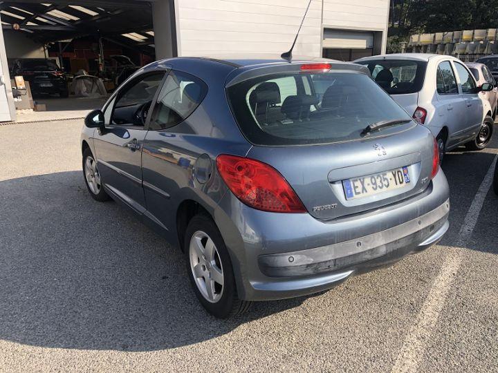 Peugeot 207 1.4 16V URBAN 3P Gris - 2