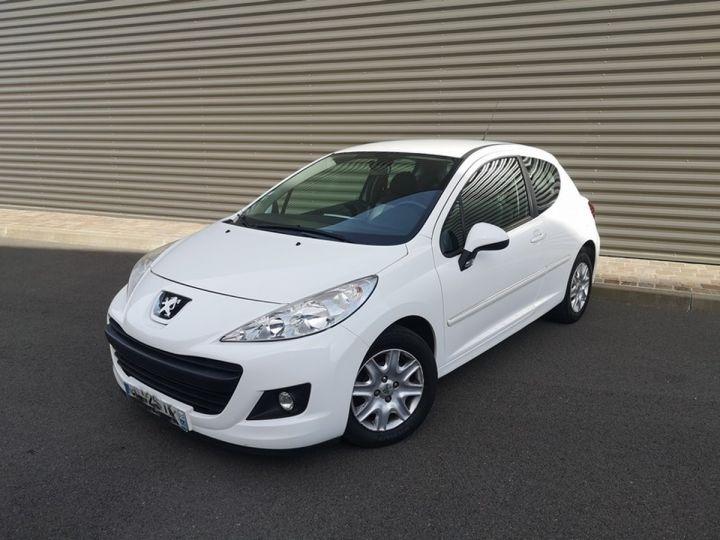 Peugeot 207 1.4 hdi 70 urban move q Blanc Occasion - 1