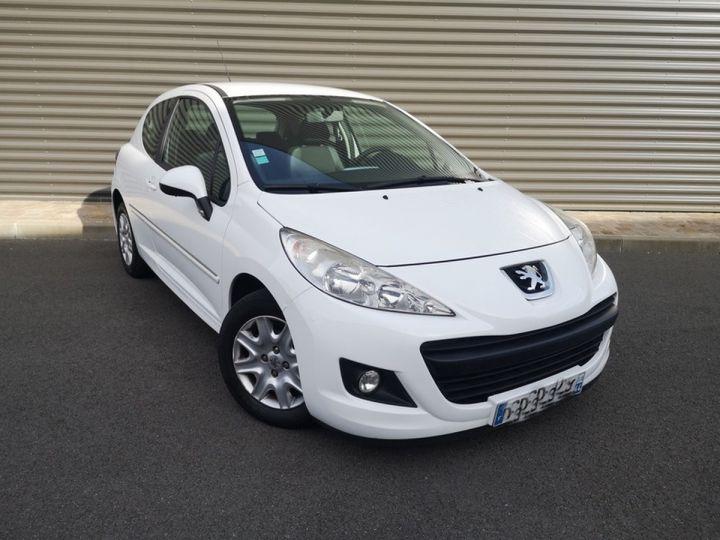 Peugeot 207 1.4 hdi 70 urban move q Blanc Occasion - 12