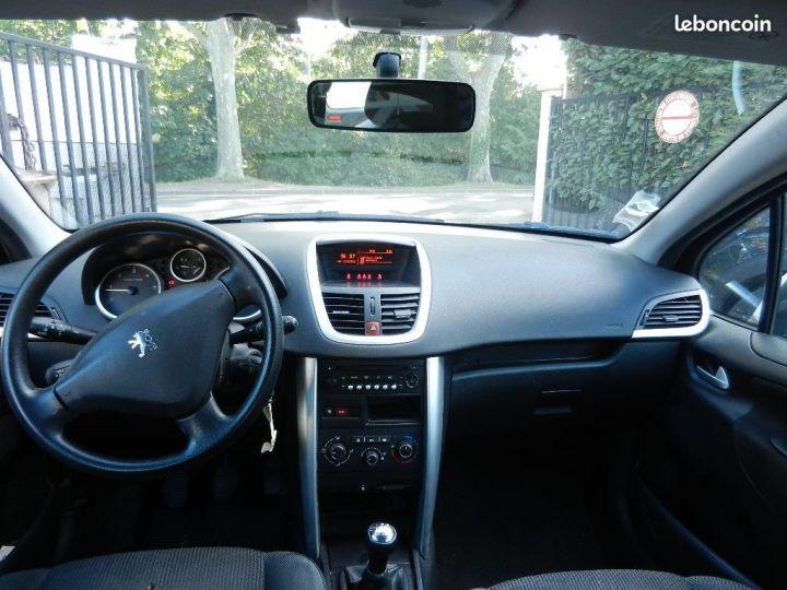 Peugeot 207 1.4 hdi x-line 5 portes Blanc - 5