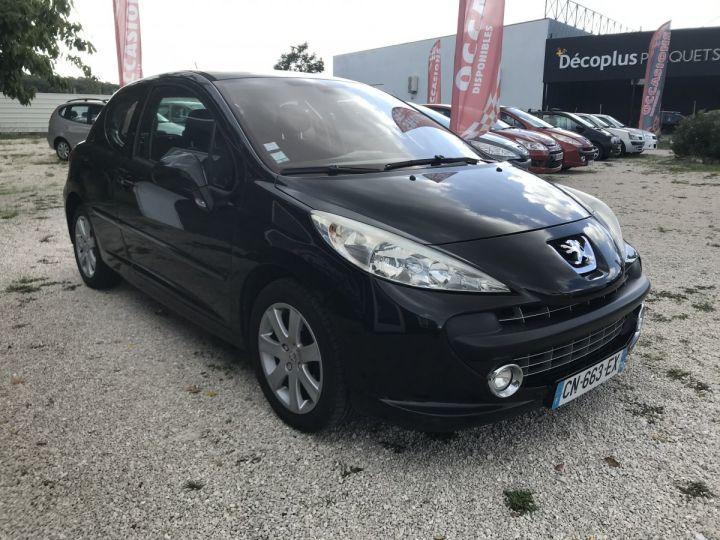 Peugeot 207 1.6 HDI 90CH WRC  NOIR  Occasion - 2