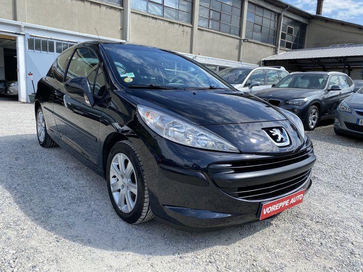 Peugeot 207 1.6 HDI110 GRIFFE FAP 3P Noir - 3