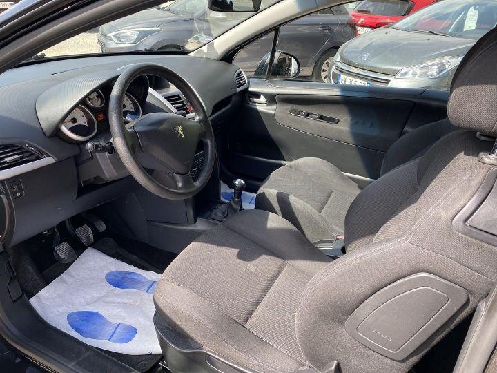 Peugeot 207 1.6 HDI110 GRIFFE FAP 3P Noir - 9