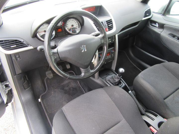 Peugeot 207 1.6 HDI110 SPORT FAP 5P Gris Clair Occasion - 2