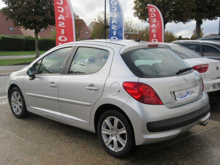 Peugeot 207 1.6 HDI110 SPORT FAP 5P Gris Clair Occasion - 3