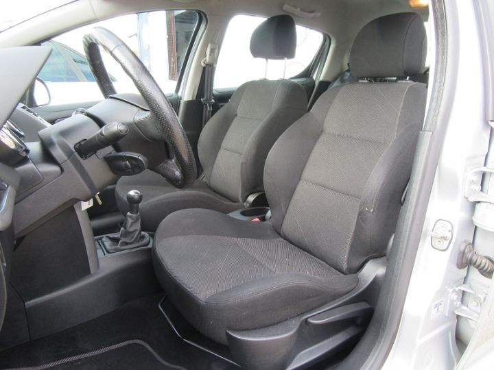 Peugeot 207 1.6 HDI110 SPORT FAP 5P Gris Clair Occasion - 4