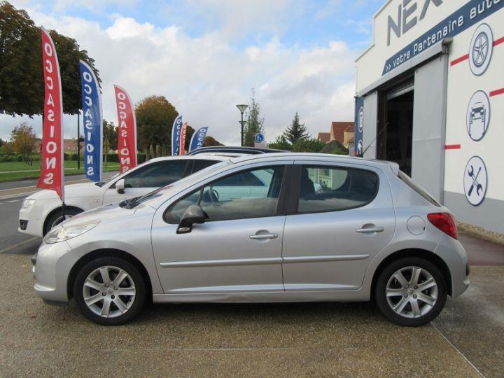 Peugeot 207 1.6 HDI110 SPORT FAP 5P Gris Clair - 5