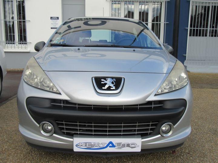 Peugeot 207 1.6 HDI110 SPORT FAP 5P Gris Clair - 6