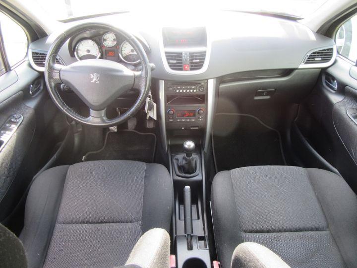 Peugeot 207 1.6 HDI110 SPORT FAP 5P Gris Clair Occasion - 8