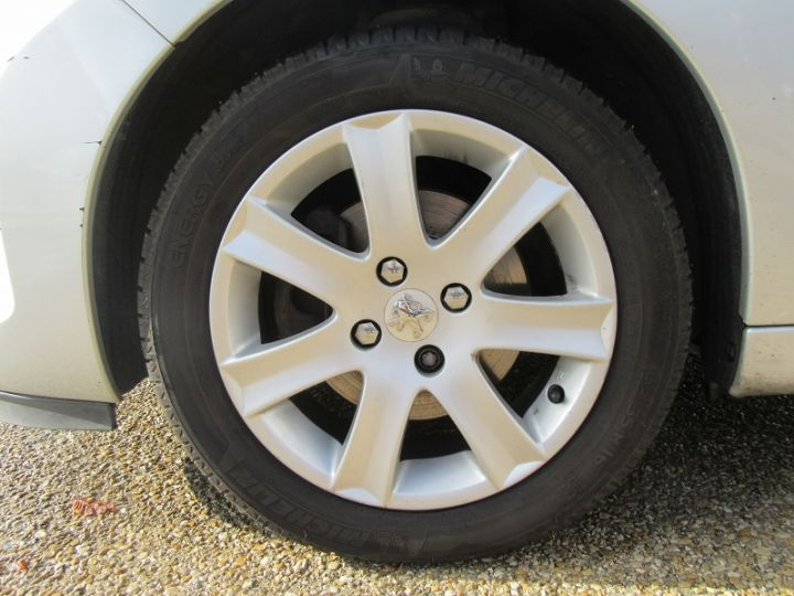 Peugeot 207 1.6 HDI110 SPORT FAP 5P Gris Clair - 14