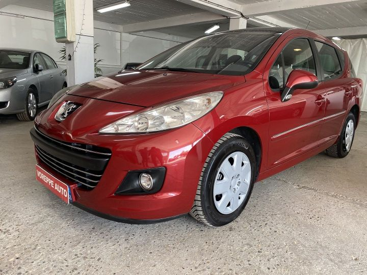 Peugeot 207 1.6 HDI90 ACTIVE 5P Rouge - 1