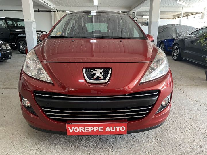 Peugeot 207 1.6 HDI90 ACTIVE 5P Rouge - 2