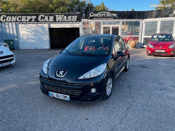 Peugeot 207 Noir Occasion - 1