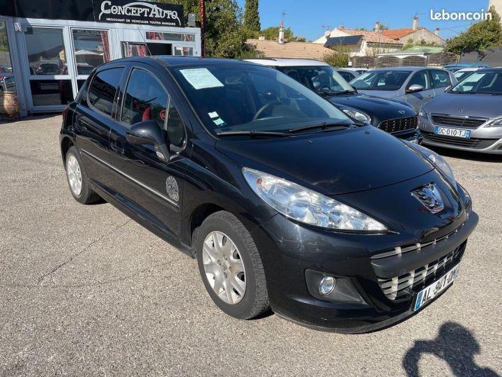 Peugeot 207 Noir Occasion - 3