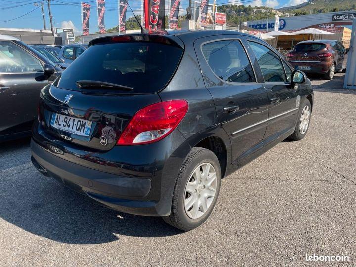Peugeot 207 Noir Occasion - 4