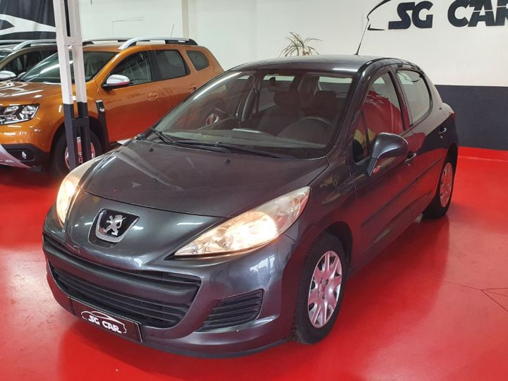 Peugeot 207 1l4 16v 75 Ch  - 4