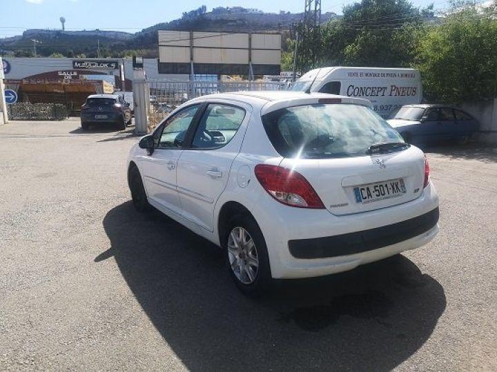 Peugeot 207 ACTIVE BLANC METAL Occasion - 4