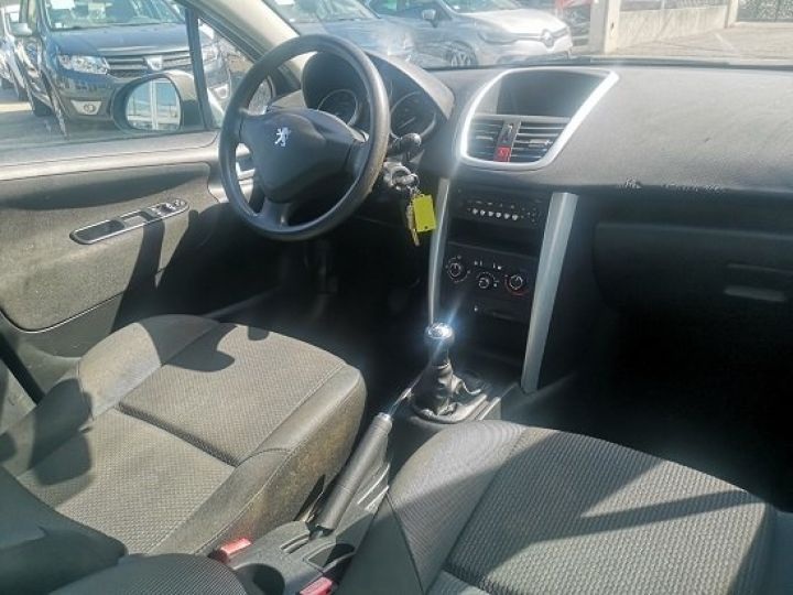 Peugeot 207 ACTIVE BLANC METAL Occasion - 5