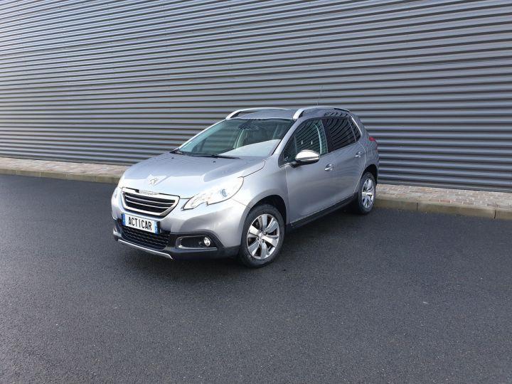 Peugeot 207 CC 1.6 thp 150 feline oi Gris Clair Occasion - 12