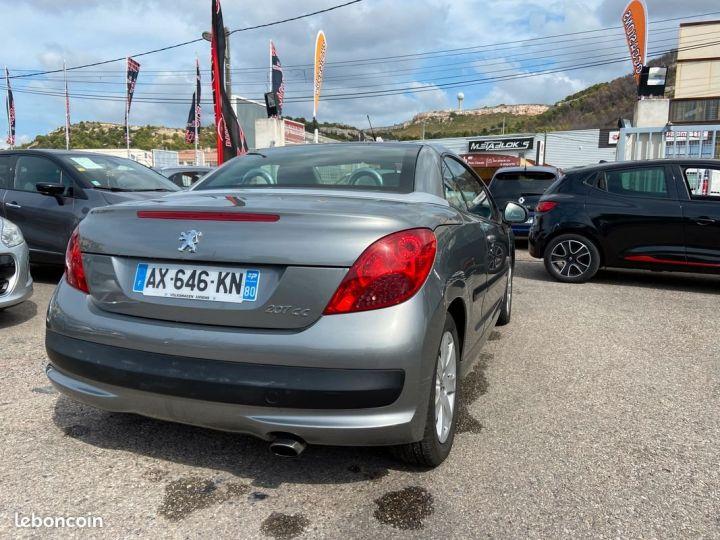 Peugeot 207 CC 1.6 vti 120 cv pack sport Autre Occasion - 4