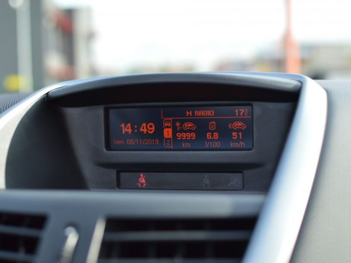 Peugeot 207 CC FACELIFT 1.6 16v 120ch Blanc - 8