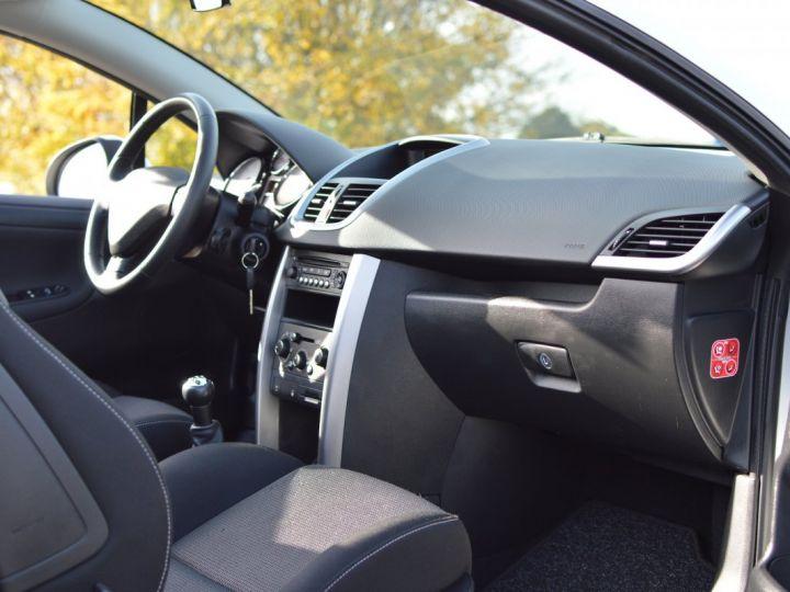 Peugeot 207 CC FACELIFT 1.6 16v 120ch Blanc - 12