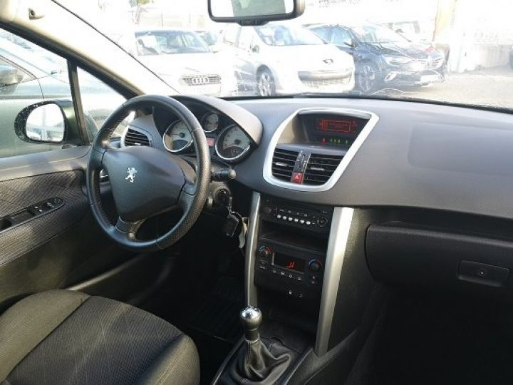 Peugeot 207 PRENIUM GRIS FONCE METAL Occasion - 5