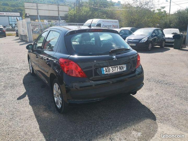 Peugeot 207 PRENIUM noir metal Occasion - 3
