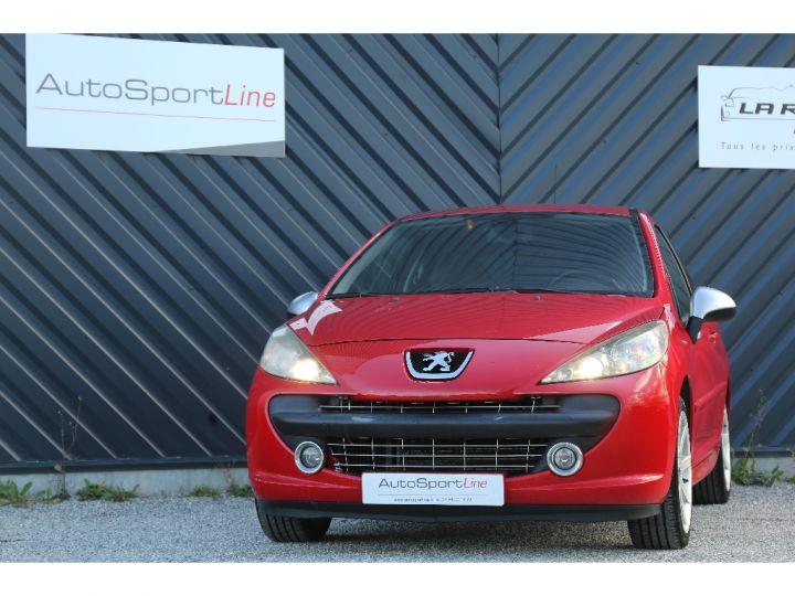 Peugeot 207 RC 175 cv 1.6 16V Rouge - 2