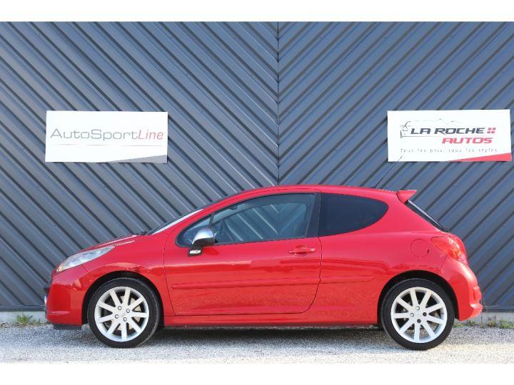 Peugeot 207 RC 175 cv 1.6 16V Rouge - 3