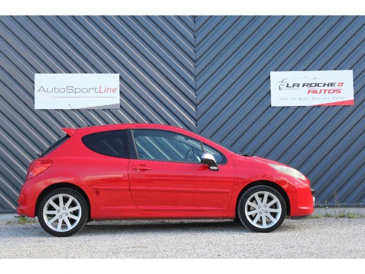 Peugeot 207 RC 175 cv 1.6 16V Rouge - 4