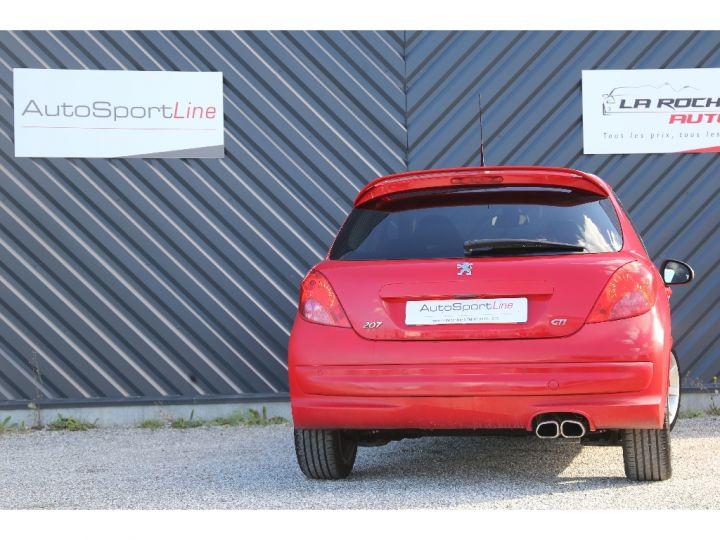 Peugeot 207 RC 175 cv 1.6 16V Rouge - 6