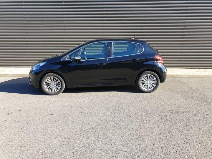 Peugeot 208 1.2 110 allure 5 pts Noir Occasion - 6