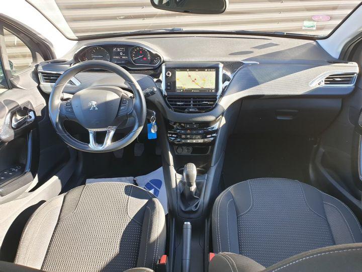 Peugeot 208 1.2 110 allure 5 pts Noir Occasion - 7