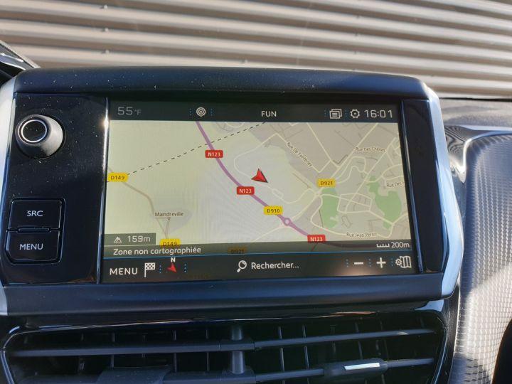 Peugeot 208 1.2 110 allure 5 pts Noir Occasion - 10