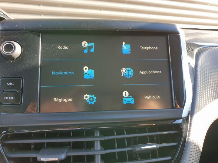 Peugeot 208 1.2 110 allure 5 pts Noir Occasion - 11