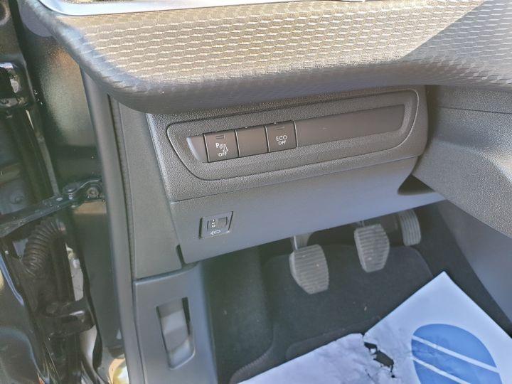 Peugeot 208 1.2 110 allure 5 pts Noir Occasion - 16
