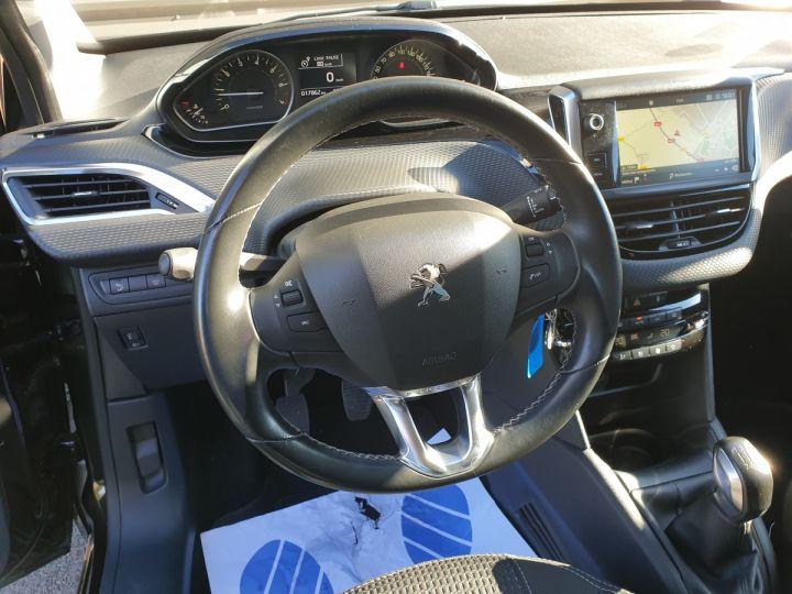 Peugeot 208 1.2 110 allure 5 pts Noir Occasion - 17