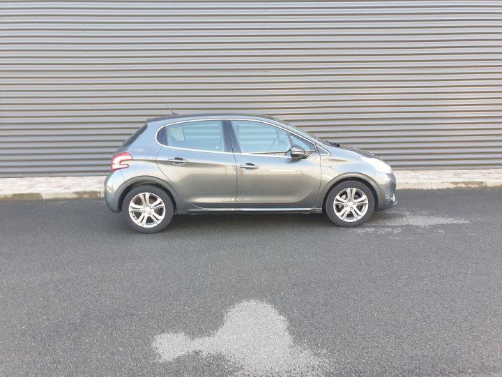 Peugeot 208 1.2 82 allure 5p i Gris Anthracite Occasion - 3