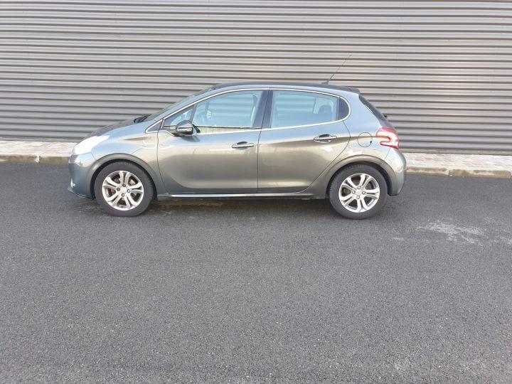 Peugeot 208 1.2 82 allure 5p i Gris Anthracite Occasion - 4